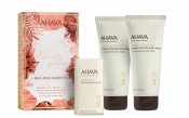AHAVA MUD RICH MOMENTS SET      3ST
